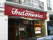 Restaurant Indonesia
